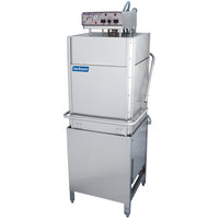 Jackson TempStar HH-E Door Type Dishwasher High Hood with Electric Booster Heater - 208/230V, 1 Phase