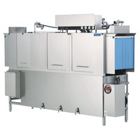 Jackson AJ-100 Dual Tank High Temperature Conveyor Dishmachine with Gas Tank Heater - Left to Right, 230V, 1 Phase