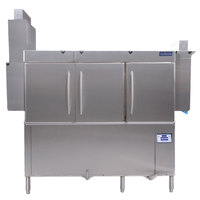 Jackson RackStar 66 Single Tank Low Temperature Conveyor Dish Machine with Energy Recovery - Right to Left - 208V, 1 Phase