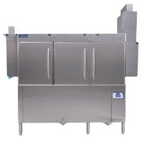 Jackson RackStar 66 Single Tank Low Temperature Conveyor Dish Machine with Energy Recovery - Left to Right - 230V, 1 Phase