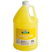 Fox's 1 Gallon Lemonade Concentrate