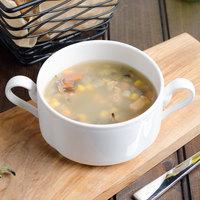 Villeroy & Boch 16-3318-2513 La Scala 13.5 oz. White Porcelain Stackable Soup Cup - 6/Case
