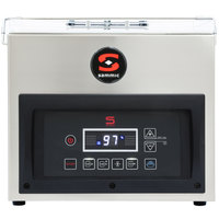 Sammic SE-206 Chamber Vacuum Packaging Machine with 11 inch Seal Bar