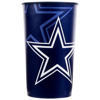 Creative Converting 119509 Dallas Cowboys 22 oz. Plastic Souvenir Cup - 20/Case