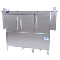 Jackson RackStar 66 Single Tank High Temperature Conveyor Dish Machine - Right to Left - 230V, 1 Phase
