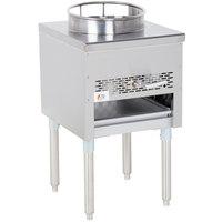 Cooking Performance Group WOK13-NAT 13 inch Natural Gas Wok Range - 95,000 BTU