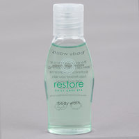 Dial D00027 Restore Body Wash 1 oz. - 288/Case