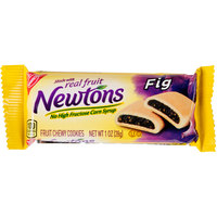 Nabisco Newtons 2-Count (1 oz.) Fig Cookie Snack Pack   - 120/Case
