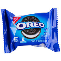 Nabisco 2 Count (.78 oz.) Oreo Cookie Snack Pack - 120/Case