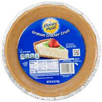 Nabisco Honey Maid 8 3/4 inch Graham Cracker Pie Crust - 12/Case