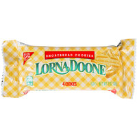 Nabisco Lorna Doone 1 oz. Shortbread Cookie Snack Pack   - 120/Case
