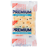 Nabisco 2 Count (.2 oz.) Premium Saltine Crackers - 500/Case