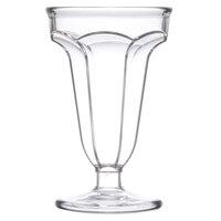 GET ICM-24-CL 5 oz. Clear Plastic Ice Cream Cup - 24 / Case