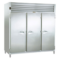 Traulsen RSL332NUT-FHS Stainless Steel 69.5 Cu. Ft. Three Section Reach In Freezer (-15 Fahrenheit) - Specification Line