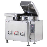 Grindmaster 67710(E) High Volume Tamper Resistant Twin 10 Gallon Coffee Urn - 120/208V, 3 Phase, 15 kW