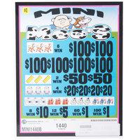 Mini Moo's 5 Window Pull Tab Tickets - 1440 Tickets Per Deal - Total Payout: $1080