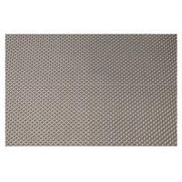 Snap Drape PMCAI757 Cityscape 16 inch x 12 inch Cairo Bronze PVC Placemat - 12/Pack