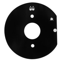 Cooking Performance Group 351110495 Knob Dial Plate