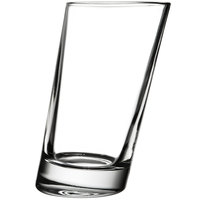 Libbey 11007021 Pisa 12.25 oz. Slanted Beverage Glass   - 12/Case