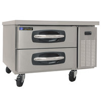 Master-Bilt MBCB36 Fusion 36 inch 2 Drawer Refrigerated Chef Base