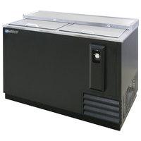 Master-Bilt MBBC50 Fusion 50 inch Black Horizontal Bottle Cooler