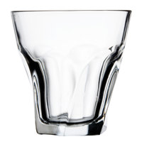 Libbey 15746 Gibraltar Twist 12 oz. Double Rocks / Old Fashioned Glass - 12/Case