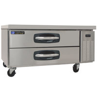 Master-Bilt MBCB48 Fusion 48 inch 2 Drawer Refrigerated Chef Base