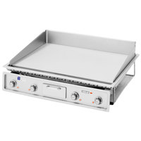 Wells G-236 36 inch Drop-In Countertop Electric Griddle - 208V, 16000W