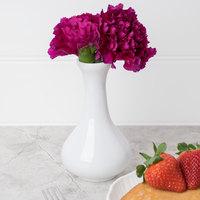 Arcoroc R0882 Candour 6.25 oz. Porcelain Vase by Arc Cardinal - 16/Case