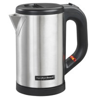 Hamilton Beach HKE050 0.5 Liter Stainless Steel Water Kettle - 120V