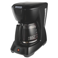 Hamilton Beach HDC1200 Black 12 Cup Coffee Maker - 120V