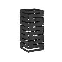 Rosseto SM241 Skycap 18 inch Black Matte Multi-Level Riser