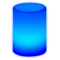 Rosseto LED104 Luminati 16 Color LED Medium Cylinder Display Light