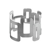 Rosseto D62877 5 inch Round Stainless Steel Riser