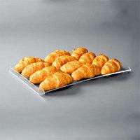 Rosseto BMK004 Clear Acrylic Bakery Display Tray 14 inch x 11 inch x 1 inch - 3/Set