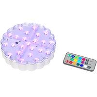 Rosseto LED102 Solaris 13 Color LED Flower Display Light