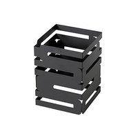 Rosseto D623RB Skycap 8 inch Black Matte Multi-Level Riser
