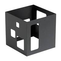 Rosseto SM115 7 inch Square Black Matte Riser