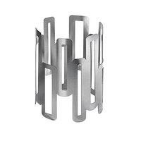 Rosseto D61977 10 inch Round Stainless Steel Riser