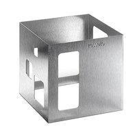 Rosseto D63177 7 inch Square Stainless Steel Riser