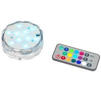 Rosseto LED100 Gleam 9 Color LED Round Display Light