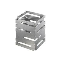 Rosseto D62377 Skycap 8 inch Stainless Steel Multi-Level Riser