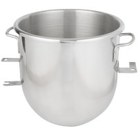 Hobart BOWL-HL12 Legacy 12 Qt. Stainless Steel Mixing Bowl
