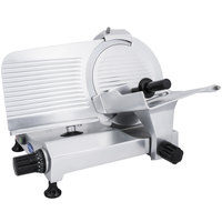 Globe Chefmate C12 12 inch Manual Gravity Feed Slicer - 1/3 hp