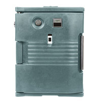 Cambro UPCH400401 Slate Blue Ultra Pan Carrier Heated Holding Pan Carrier - 110V