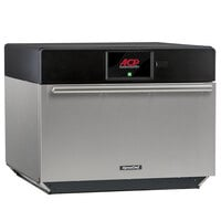 Amana Commercial XpressChef 4i MXP22TLT High-Speed Accelerated Cooking Countertop Oven with Teflon® Coating and Touch Screen Display