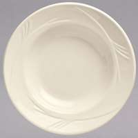 World Tableware END-24 Endurance 13 oz. Cream White Rim Deep China Soup Bowl - 36/Case