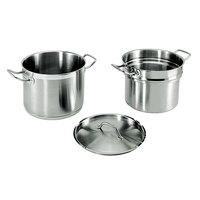 16 Qt. Stainless Steel Clad Double Boiler