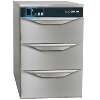 Alto-Shaam 500-3DN Narrow Three Drawer Warmer - 120V
