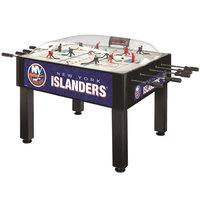 Holland Bar Stool DHBNYIsln 54 inch New York Islanders Logo Basic Dome Hockey Table